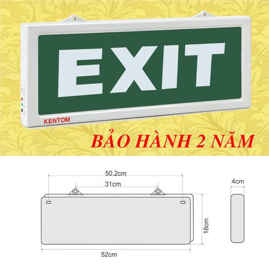 Đèn Exit Kentom KT-630