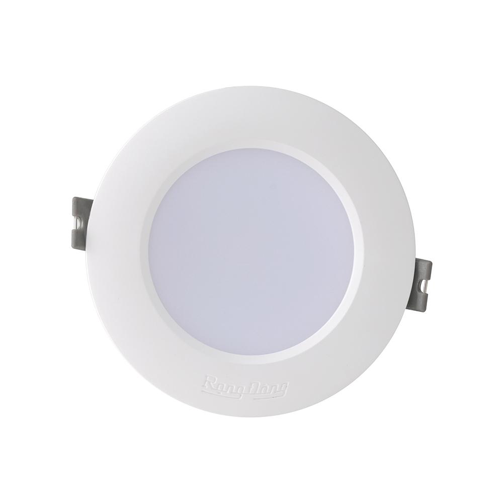 ĐÈN LED ÂM TRẦN DOWNLIGHT ĐỔI MÀU 9W PHI 90MM RẠNG ĐÔNG