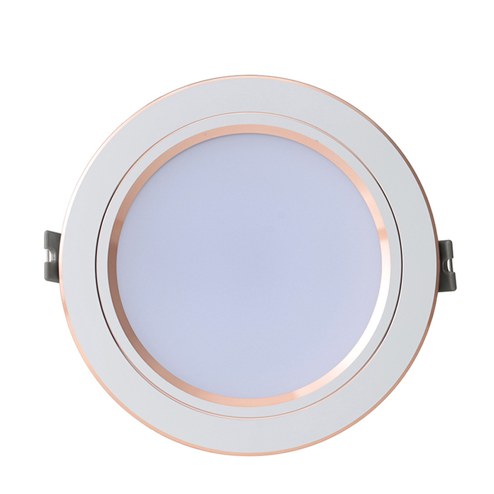 Đèn LED Âm trần Downlight đổi màu12W